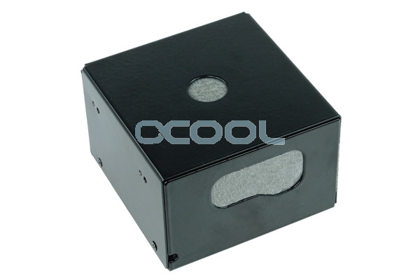 caisson anti bruit silentbox pour pompe laing ddc alphacool watercooling pompes laing. Black Bedroom Furniture Sets. Home Design Ideas