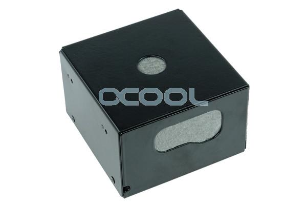 caisson anti bruit silentbox pour pompe laing ddc alphacool watercooling accessoires. Black Bedroom Furniture Sets. Home Design Ideas