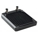 HWLabs-Radiateur Black ICE GT Stealth 140 Noir Filetage 1/4""