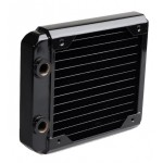 HWLabs-Radiateur Black ICE GT Stealth 120 Noir Filetage 1/4""