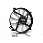 NZXT-Ventilateur 200mm Enthusiast Fan FS-200 LED ROUGE