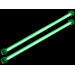 Sharkoon-Néon Cold Cathode 30cm VERT (*2) Protégé + starter (Kit de 2 Néons)