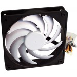 SwifTech-Ventilateur 120mm Helix 120 BW PWM