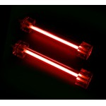 Sharkoon-Néon Cold Cathode 10cm Rouge (*2) Protégé + starter (Kit de 2 Néons)