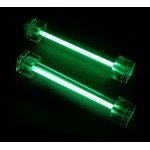 Sharkoon-Néon Cold Cathode 10cm Vert (*2) Protégé + starter (Kit de 2 Néons)