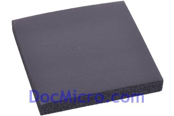 mousse insonorisante noisebuster advanced 15mm 12x12cm. Black Bedroom Furniture Sets. Home Design Ideas