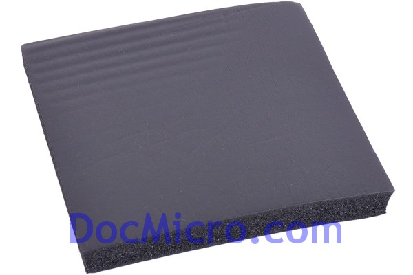 mousse insonorisante noisebuster advanced 15mm 14x14cm. Black Bedroom Furniture Sets. Home Design Ideas