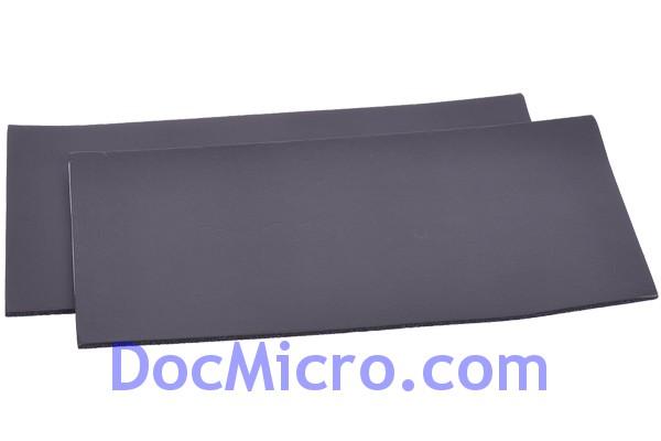 mousse insonorisante noisebuster 40x20cm 5mm kit de 2pcs. Black Bedroom Furniture Sets. Home Design Ideas