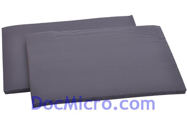 mousse insonorisante noisebuster 30x20cm 10mm kit de 2pcs. Black Bedroom Furniture Sets. Home Design Ideas