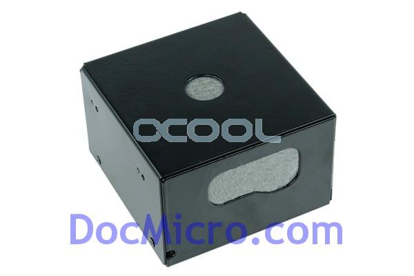 caisson anti bruit silentbox pour pompe laing ddc alphacool watercooling pompes laing. Black Bedroom Furniture Sets. Home Design Ideas