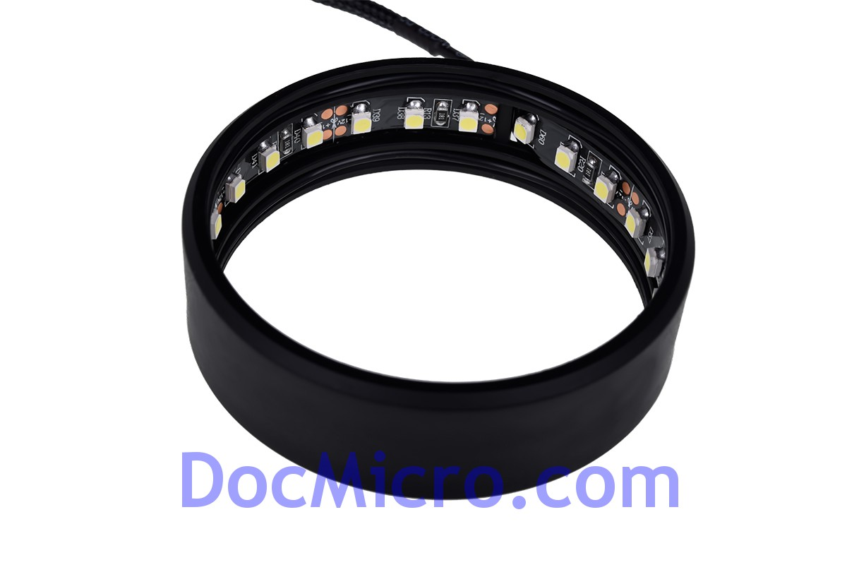 bague de led aurora led ring 60mm uv alphacool watercooling r servoirs plexi. Black Bedroom Furniture Sets. Home Design Ideas