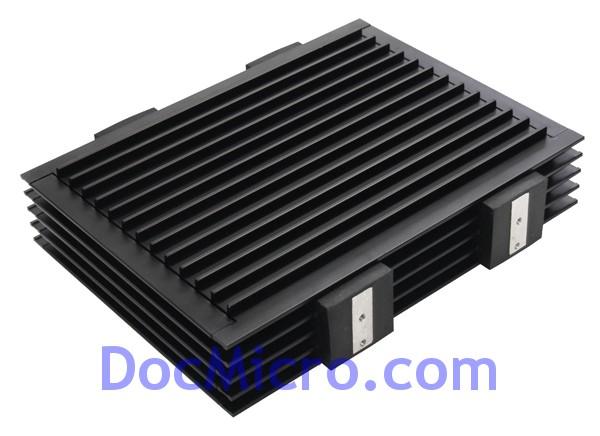 caisson anti bruit anti vibrations pour disque dur sch 1000 himuro scythe ventilateurs. Black Bedroom Furniture Sets. Home Design Ideas